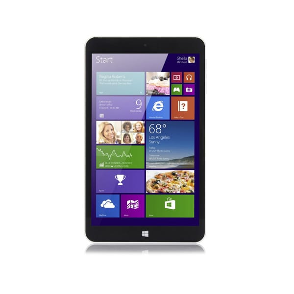8 Inch Tablet Windows 1GB/16GB 800x1280IPS Screen