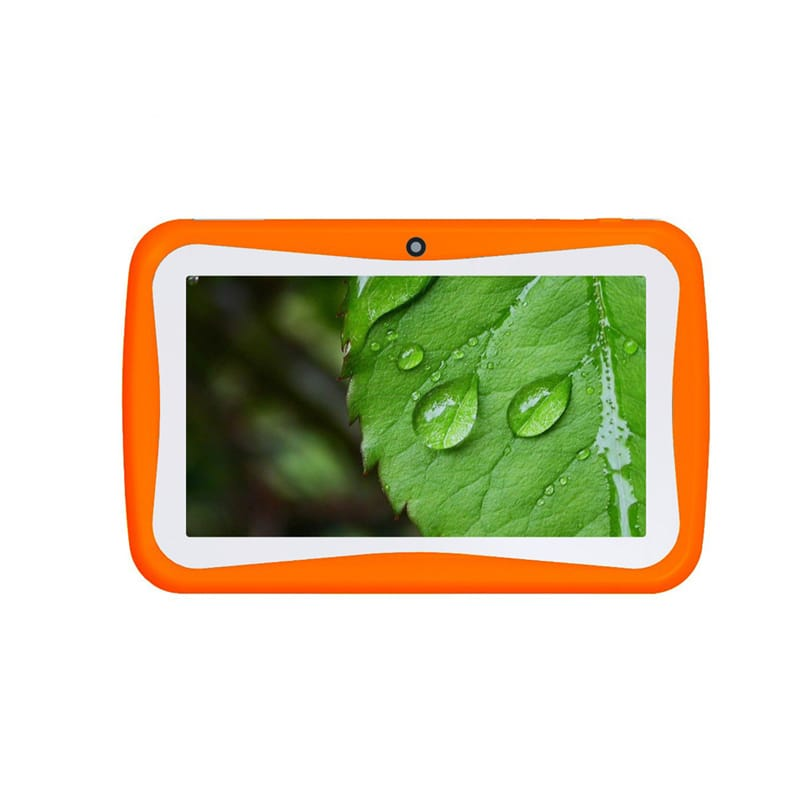 Tablets For Kids With Educational Software 7″ Android Orange - Shenzhen Byelecs Technology Co., Ltd