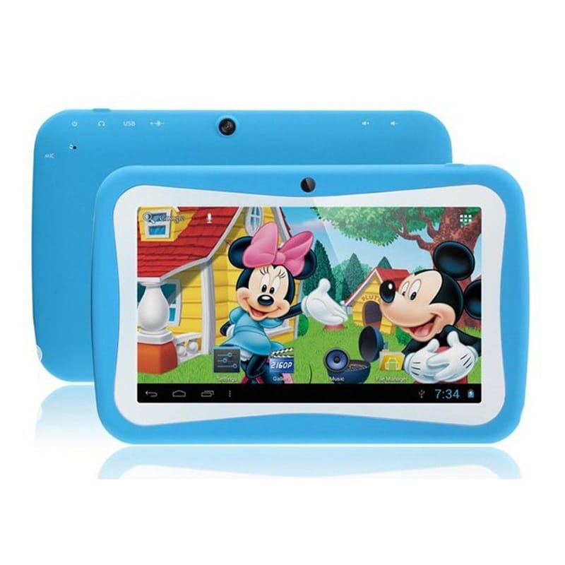 Best Kids Tablet 7 Inch Android 4.42 Wi-Fi Bluetooth - Shenzhen Byelecs Technology Co., Ltd