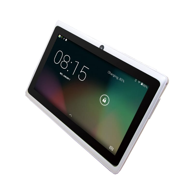 Tablet PC with HDMI 7 Inch Android 5.1 White - Shenzhen Byelecs Technology Co., Ltd