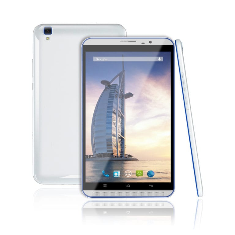 Best 8 Inch Tablet With 4G LTE 5.0MP Camera