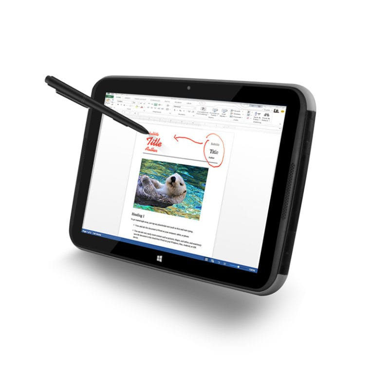 Pen Tablet With 10.1 Inch Electromagnetic Screen For Sale