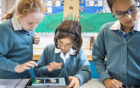 Education Tablet: Learning and Teaching, Apple's New Education iPad