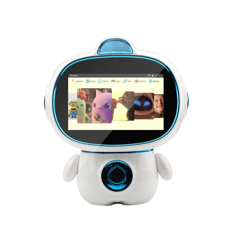 Intelligent Robot Early Education Learning Lachine Karaoke Kids Toys