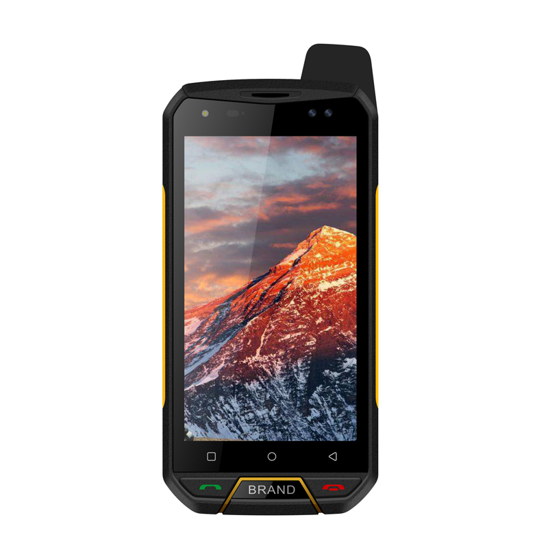 Rugged Mobile Phone IRIS FPR Military Grade OEM Factory Price