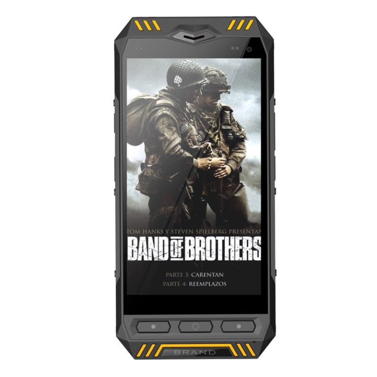 5.5 Inch Android Tablet Android 7.0 Rugged Ip65 Hard Intercom High Performance
