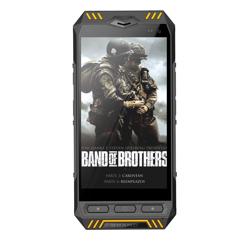 5.5 Inch Android Tablet Android 7.0 Rugged Ip65 Hard Intercom
