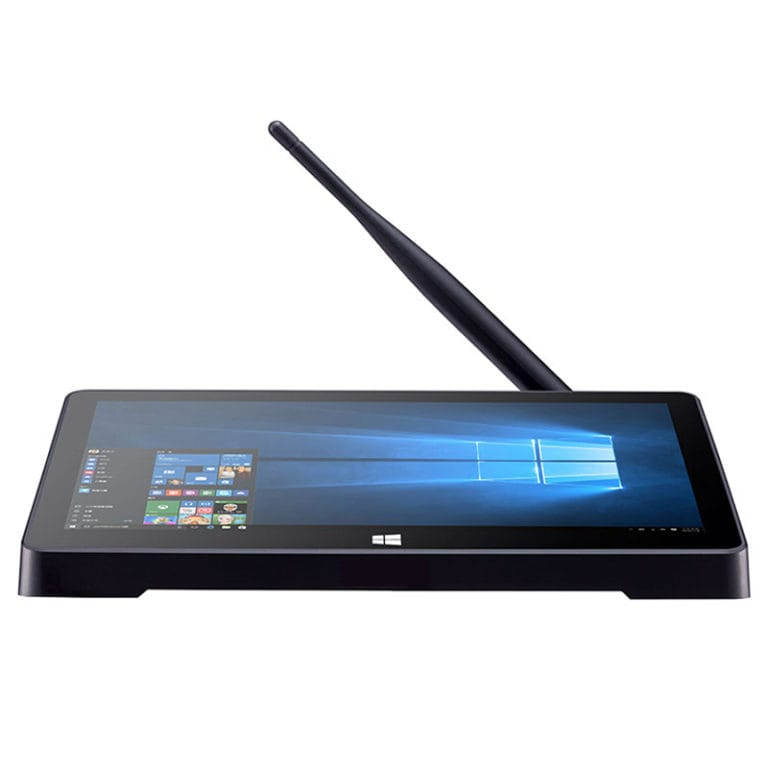 Mini PC 7 inch Windows 10 Android 5.5 IPS Screen TV Box Hot Sale