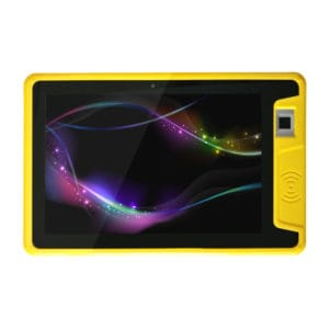 10 Inch Rugged Tablet Android 7.0 Quad Core NFC / FPR Optional