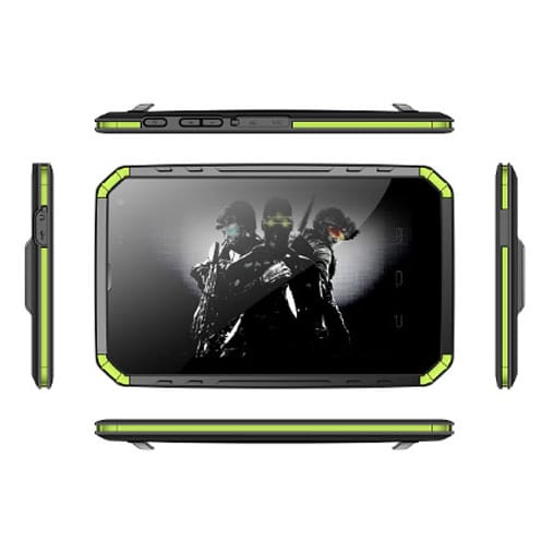 rugged tablet pc ip68