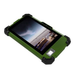 Rugged 7 Inch Android Tablet IPS Screen FPR NFC Wholesale