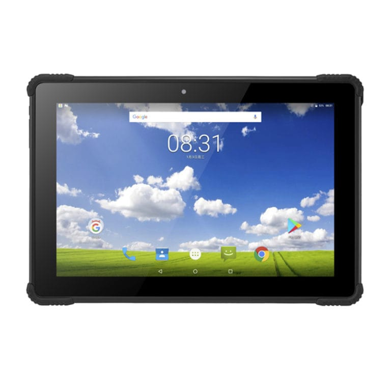 Rugged Tablet 10 Inch IP54 32GB Android 7.0 4G Phone Call On Sale
