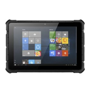 Rugged Tablet Windows 10 Intel 10 inch IPS Screen IP67 FPR GPS On Sale
