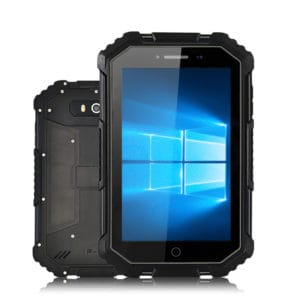 rugged windows tablet
