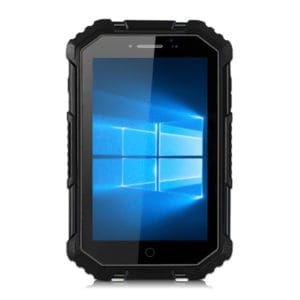 Rugged Windows Tablet 32GB RFID NFC IP68 7 Inch Wholesale