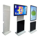Advertising machine 32 inch LED vertical lcd android windows linux optional wholesale price