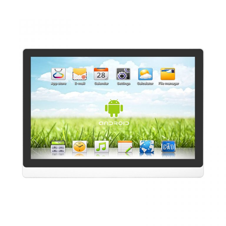 All in one pc 21.5 inch embedded industrial android multifunction OEM ODM