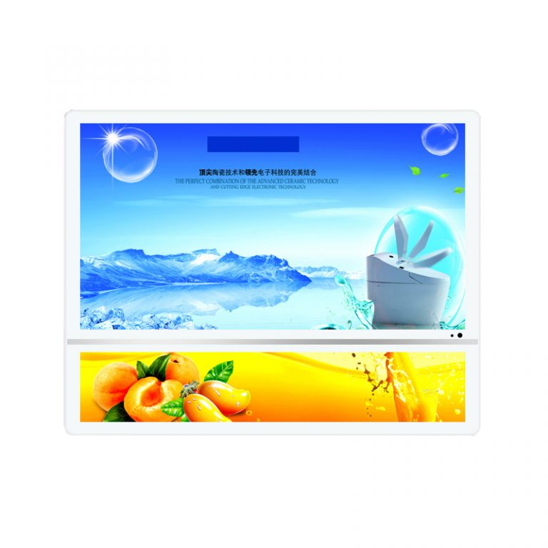 Commercial display touch screen remote control 32 inch advertising player