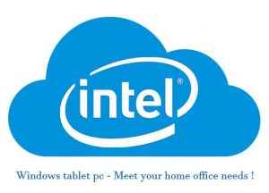 10.1 inch windows tablet – Intel cloud conference solution makes it easy to meet at home