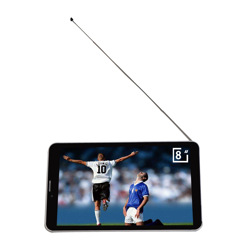 Analog TV Tablet 8 Inch 3G Android Olympic Games ISDB-T DVB-T2