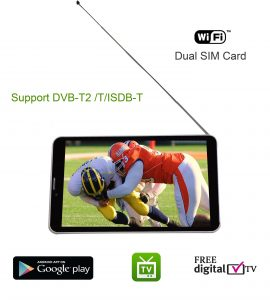 Mobile TV Tablet